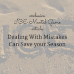 Dealing With Mistakes Can Save Your Season